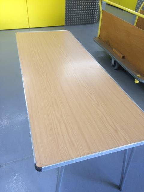 large collapsable table