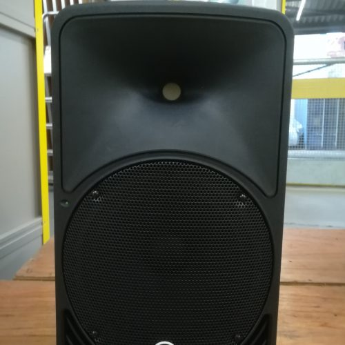 pa system front