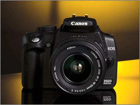 Canon camera 350