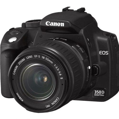 canon camera x