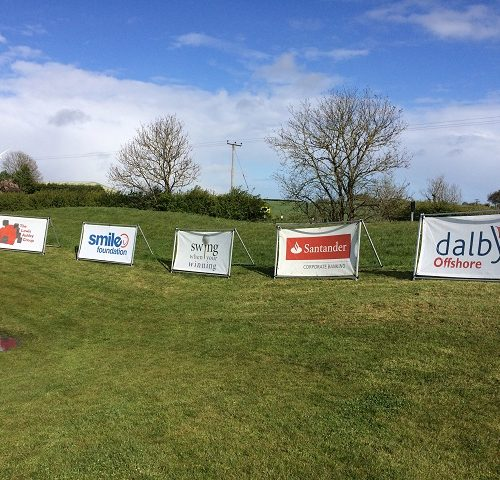 Banner Frames golf day 640x480