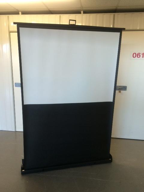 medium projector screen
